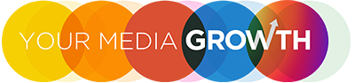 Your Media Growth logo